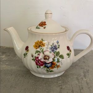 Antique china teapot